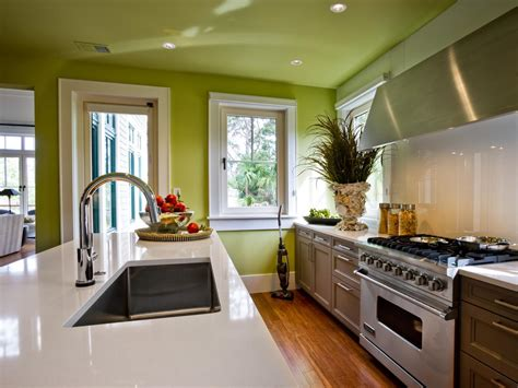 kitchen colour schemes with white cabinets paint colors for kitchens pictures ideas tips from 9214