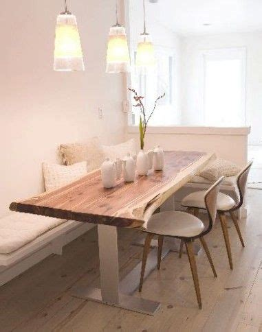 ideas  dining table bench  pinterest