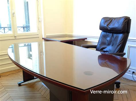 bureau aegis verre securit pour table table de lit