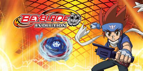 beyblade evolution nintendo ds games nintendo