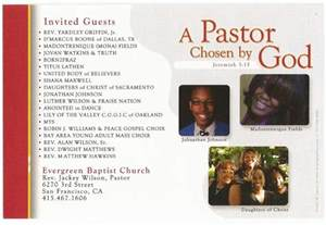Pastor and Wife Anniversary Themes