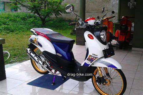 Motor Matic Modif Simple by 42 Foto Gambar Modifikasi Fino Thailook Style Simple