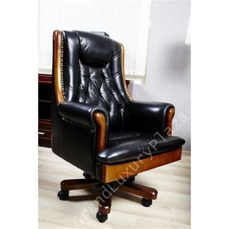 fauteuil de bureau confortable retro