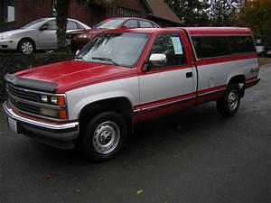1989 Chevrolet C  K 1500 Series Silverado 4x4 For Sale In