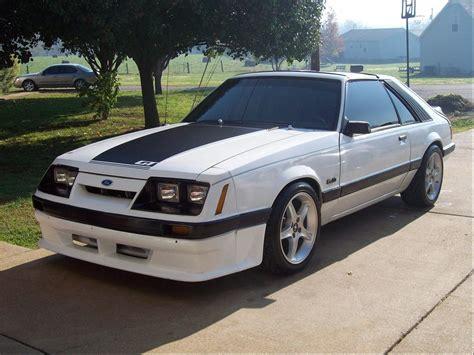 1986 Ford Mustang 1986 Mustang Johnywheels