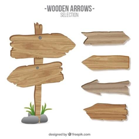 wood sign templates wegweiser vektoren fotos und psd dateien kostenloser