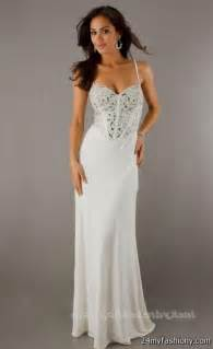 White Prom Dresses 2017