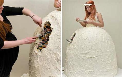 gaun pengantin  unik  aneh  dunia kejadian