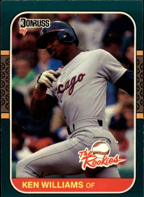 2021 donruss baseball base / parallels. 1987 Donruss Rookies Baseball Card Pick   eBay