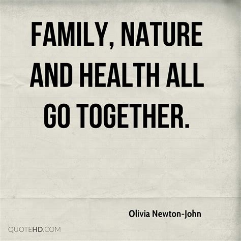 Quotes About Family And Nature