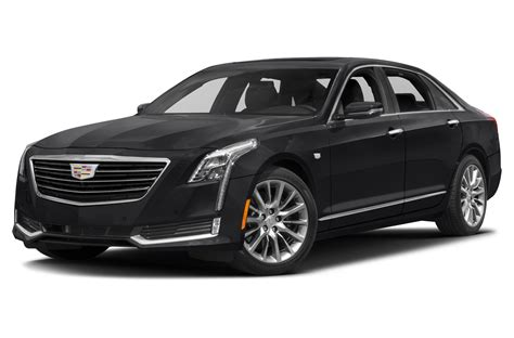 New 2018 Cadillac Ct6  Price, Photos, Reviews, Safety