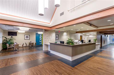 williams architects park district of oak park 504 | Vernon Hills Park District Sullivan Center Lobby