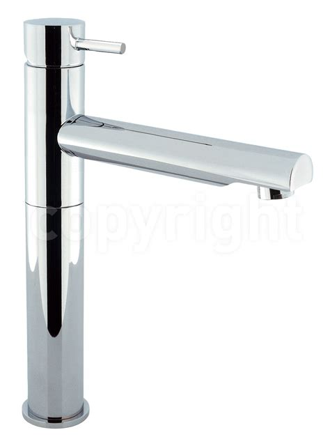 Stylish Electric Fireplaces by Crosswater Kai Lever Monobloc Swivel Spout Tall Basin