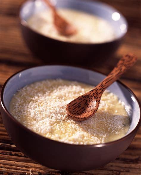 dessert a la noix de coco rapee recette flan 224 la noix de coco rap 233 e