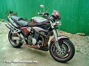 Suzuki Bandit 1200 Tuning : sauvage moto ~ Jslefanu.com Haus und Dekorationen