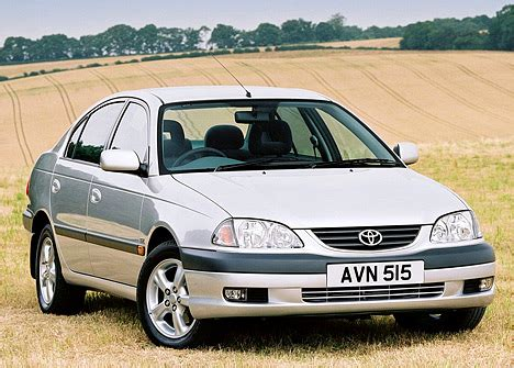 toyota avensis  car specifications  pictures