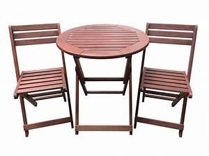 Table Jardin En Bois : salon de jardin bois table pliante ~ Dode.kayakingforconservation.com Idées de Décoration