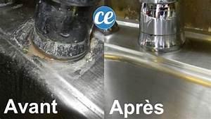 Enlever Calcaire Robinet : calcaire autour du robinet enfin une astuce pour l ~ Melissatoandfro.com Idées de Décoration