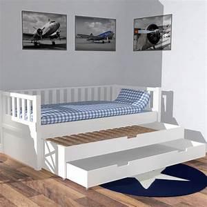 Kojenbett Kinder : roomstar kojenbett ii inkl g stebett bettschublade ~ Pilothousefishingboats.com Haus und Dekorationen