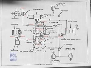 Wiring Generator On D10 - Allis Chalmers Forum