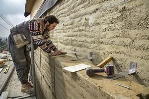 Mur En Pisé : pis nunc architectes ~ Melissatoandfro.com Idées de Décoration