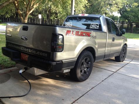 Electric Vehicle Conversion by Ford F150 100 Electric Vehicle Conversion By Electric Car