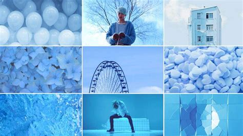 the best and most comprehensive blue aesthetic wallpaper