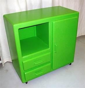 meuble bas annees 50 60art39eben With reedition meubles annees 50