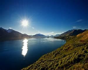 Lake Wakatipu Landscape Wallpapers