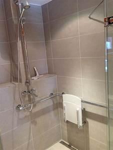 Dusche Mit Sitz : 25 best ideas about behindertengerechtes bad on pinterest barrierefreie duschen gro e ~ Sanjose-hotels-ca.com Haus und Dekorationen