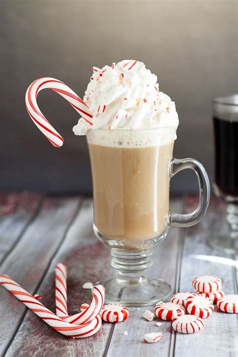 It uses coconut milk, water, cocoa powder, almond extract, and medjool dates, which add to the flavor. Homemade Peppermint Coffee Creamer Recipe   The Gracious Wife