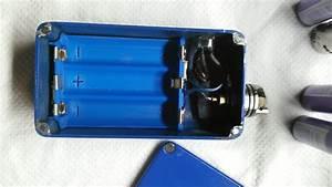 Triple 18650 Series Hand Made Box Mod