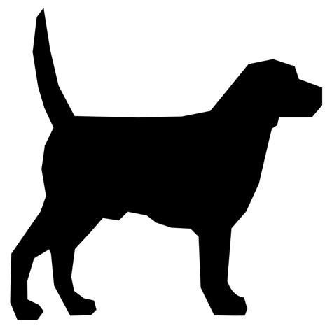 Filedog Silhouette Svg