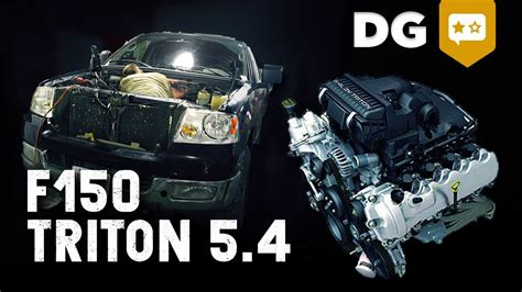 Everything Wrong With A Ford F150 5.4 Triton V8