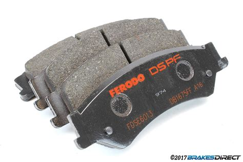 ferodo ds performance fdse6013 ferodo ds performance brake pads db1675
