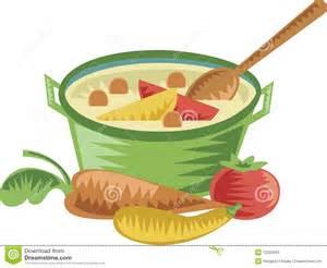 Soup Pot Clip Art Free