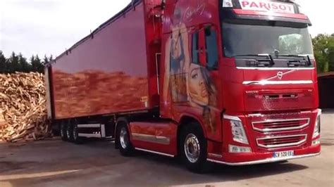 Volvo Transports PARISOT - YouTube