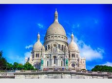 SacreCoeur Basilica, Montmartre, Paris, France Wallpapers9