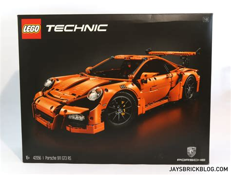 technic porsche unboxing the technic 42056 porsche 911 gt3 rs