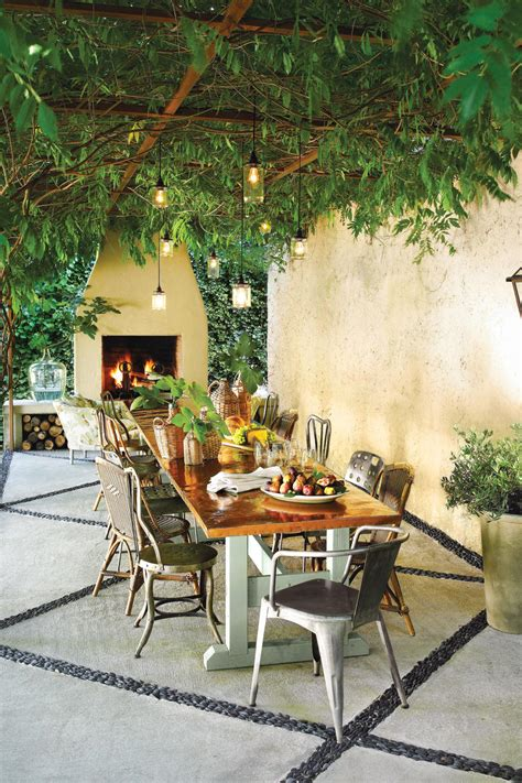Ideas For Patios by Before And After Porch Makeovers That You Need To See To