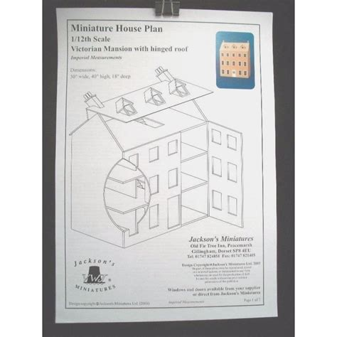dollhouse plans victorian mansion front opening design