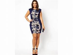 robe elegante femme ronde With robe élégante femme