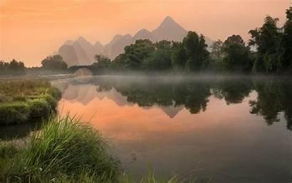 4k Ultra Wallpapers Yulong River Yangshuo China