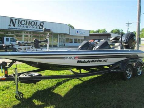 Used Bass Boats For Sale Oklahoma by Bass Boat New And Used Boats For Sale In Oklahoma