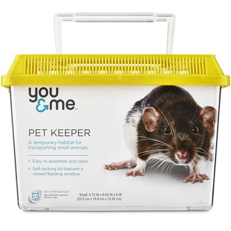 square pet keeper small petco