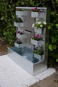 Fontaine De Jardin Jardiland : 20 modelli di fontane da giardino dal design particolare ~ Melissatoandfro.com Idées de Décoration