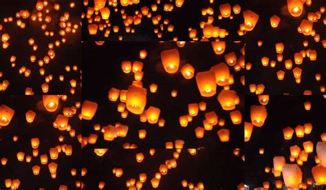 taipei daily photo pingxi sky lantern festival