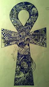 The design: Share Egyptian ankh tattoo designs