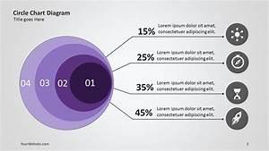 Circle Layered Chart Ppt Diagram  U2013 Slide Ocean