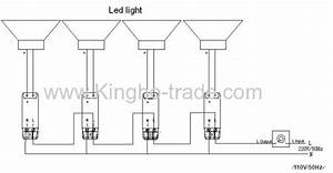 How To Wire Led Downlights In Ceiling Uk